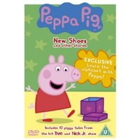 Peppa Pig - New Shoes And Other Stories DVD