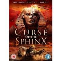 Curse Of The Sphinx DVD