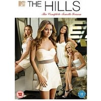 The Hills Series 4 DVD