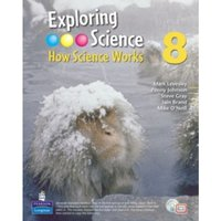 Exploring Science : How Science Works Year 8 Student Book with ActiveBook with CDROM
