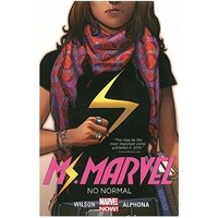 Marvel Now Ms Marvel Volume 1 No Normal Paperback