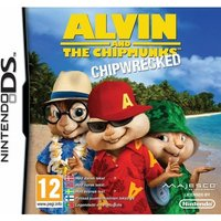Alvin and the Chipmunks Chipwrecked Game