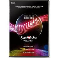 Eurovision Song Contest: 2015 - Vienna DVD