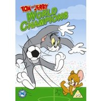 Tom and Jerry World Champions DVD