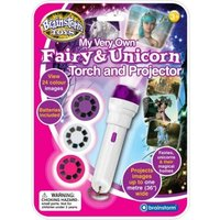 Brainstorm Toys My Very Own Fairy and Unicorn Torch and Projector