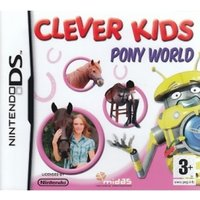 Clever Kids Pony World Game