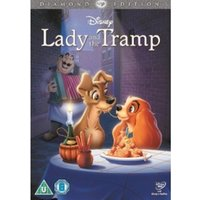 Disney Lady And The Tramp DVD