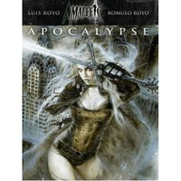 Malefic Time Apocalypse Volume 1 Hardcover