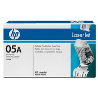 HP CE505A (05A) Toner black, 2.3K pages