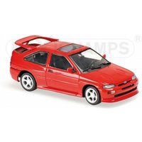 Maxichamps 1992 Ford Escort Cosworth - Red