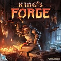 King's Forge (3rd Edition) Board Game