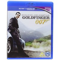 Goldfinger Blu-ray