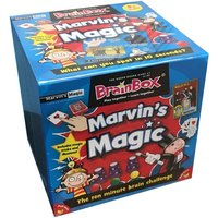 BrainBox Marvin's Magic Card Game