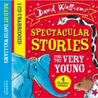 Spectacular Stories for the Very Young : Four Hilarious Stories!