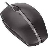 Cherry Gentix Silent Corded Mouse Black