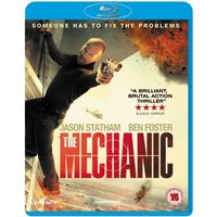 The Mechanic Blu-Ray