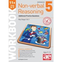 11+ Non-Verbal Reasoning Year 5-7 Workbook 5 : Additional Practice Questions