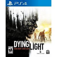 Ex-Display Dying Light Game PS4