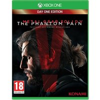 'Metal Gear Solid V The Phantom Pain Day One Edition Xbox One Game