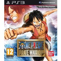 One Piece Pirate Warriors Game