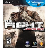 Playstation Move The Fight Lights Out Game