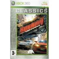 Burnout Revenge (Classics) Game