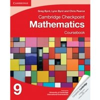 Cambridge Checkpoint Mathematics Coursebook 9 by Lynn Byrd, Greg Byrd, Chris Pearce (Paperback, 2013)