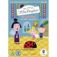 Ben And Holly's Little Kingdom Vol. 2: Gaston's Visit DVD