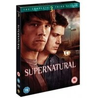 Supernatural The Complete Third Season DVD