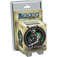 Descent 2nd Edition Ardus Ix Erebus Lieutenant Pack Board Game