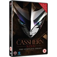 Casshern Sins Complete Series Collection DVD