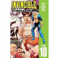 Invincible Ultimate Collection Volume 10 Hardcover