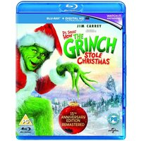 The Grinch Blu-ray