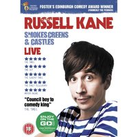Russell Kane Smokescreens & Castles Live DVD