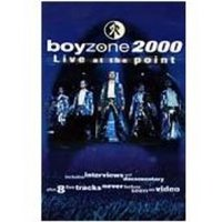 Boyzone 2000: Live From The Point DVD