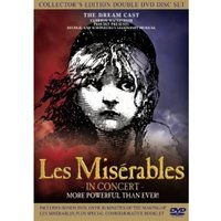 Les Miserables 10th Anniversary Concert At The Royal Albert Hall DVD