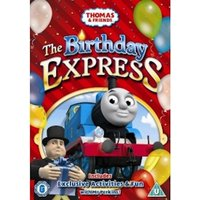 Thomas & Friends: The Birthday Express DVD