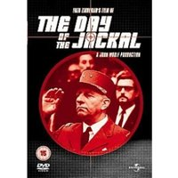 Day Of The Jackal DVD