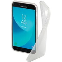 Hama Crystal Clear Cover for the Samsung Galaxy J5 (2017), transparent