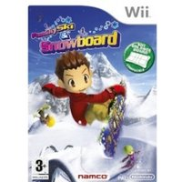 Ex-Display Family Ski 2 & Snowboarding Game