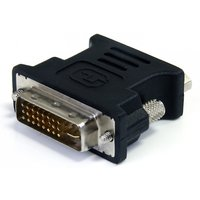StarTech Black Adapter DVI To VGA Cable Adapter
