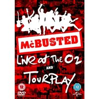 McBusted Live at the 02 & TourPlay DVD