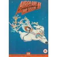 Airplane II The Sequel DVD