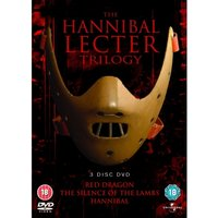 The Hannibal Lecter Trilogy DVD