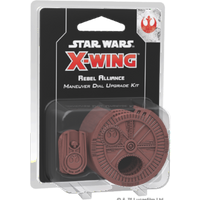 Star Wars X-Wing Second Edition Rebel Alliance Maneuver Dial Upgrade Kit