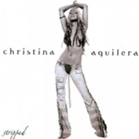 Christina Aguilera Stripped CD