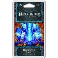 Android: Netrunner LCG: Business First Data Pack