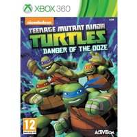 Teenage Mutant Ninja Turtles Danger of the Ooze Xbox 360 Game