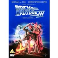 Back To The Future Part 3 III DVD