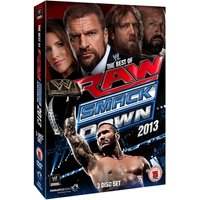 WWE: The Best Of Raw And Smackdown 2013 DVD